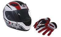 Casques et vêtements Speedfight 4 50 LC Pure