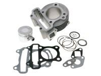 Kit cylindre 72ccm pour scooter GY6 China, Kymco 4 temps, 139QMB/QMA